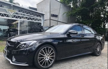 Mercedes-Benz C 450 3.0 V6 Bluedirect 24v Turbo Amg Sport