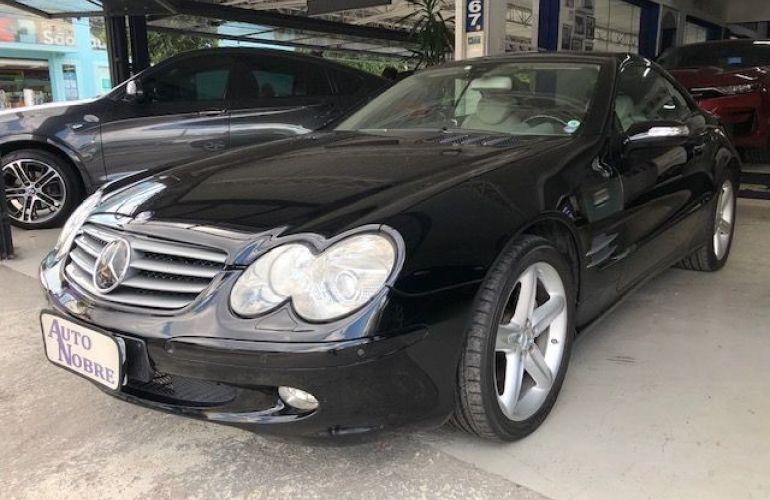 Mercedes-Benz Sl 500 5.0 V8 Conversivel - Foto #2