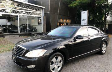 Mercedes-Benz S 500 5.5 L Sedan V8 - Foto #3