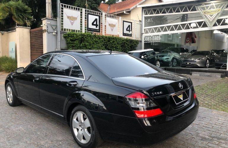 Mercedes-Benz S 500 5.5 L Sedan V8 - Foto #6
