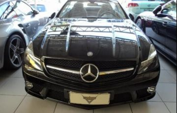 Mercedes-Benz Sl 65 Amg 6.0 Roadster V12 Biturbo