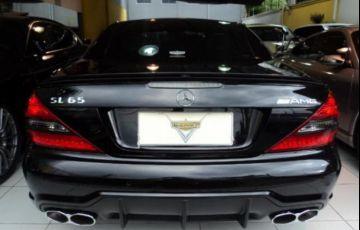 Mercedes-Benz Sl 65 Amg 6.0 Roadster V12 Biturbo - Foto #5