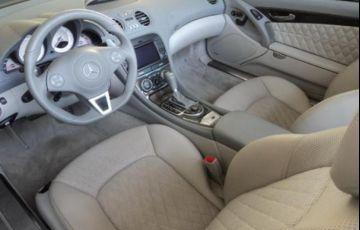 Mercedes-Benz Sl 65 Amg 6.0 Roadster V12 Biturbo - Foto #7