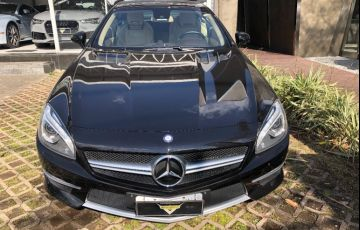 Mercedes-Benz Sl 63 Amg 5.5 Roadster V8 Bi-turbo