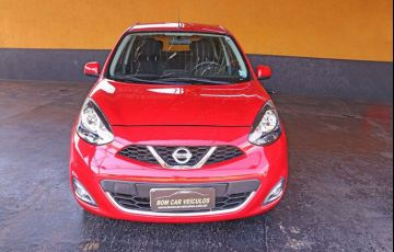 Nissan March 1.6 SL 16V Flexstart