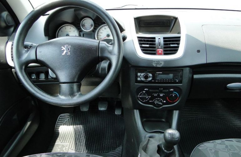 Peugeot 207 1.4 Xr Sport 8v - Foto #5