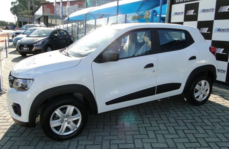 Renault Kwid 1.0 12v Sce Zen - Foto #6