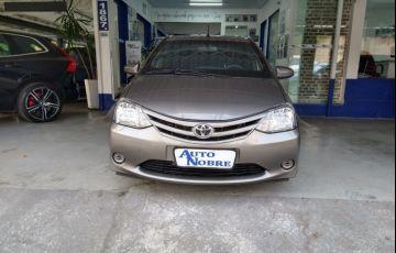 Toyota Etios 1.5 Xs Sedan 16v - Foto #1