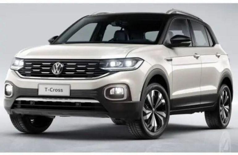 Volkswagen T-Cross 1.0 200 TSI - Foto #1