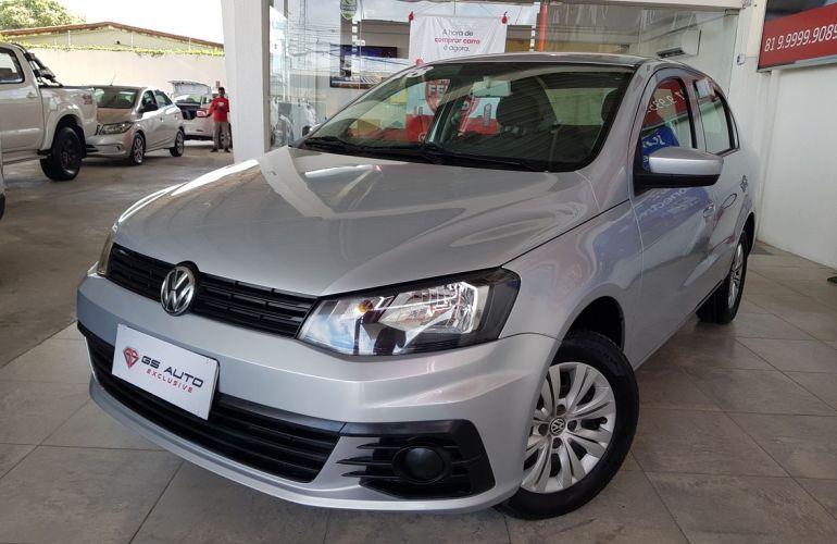 Volkswagen Voyage 1.6 Msi Total Trendline - Foto #1