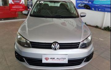 Volkswagen Voyage 1.6 Msi Total Trendline - Foto #2