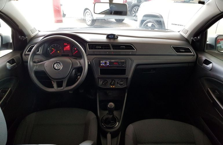 Volkswagen Voyage 1.6 Msi Total Trendline - Foto #8