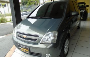 Chevrolet Meriva 1.4 MPFi Collection 8V Econo