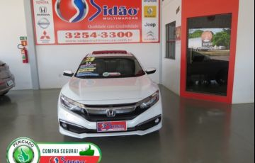 Honda Civic 1.5 Turbo Touring CVT