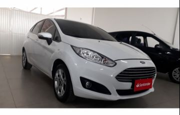 Ford New Fiesta Sedan 1.6 SE PowerShift (Flex)