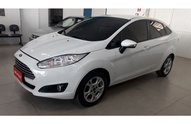 Ford New Fiesta Sedan 1.6 SE PowerShift (Flex) - Foto #2