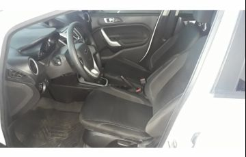 Ford New Fiesta Sedan 1.6 SE PowerShift (Flex) - Foto #6
