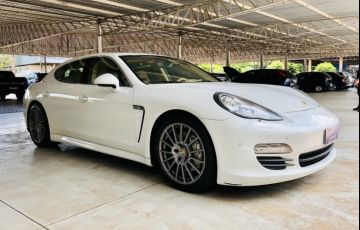 Porsche Panamera 4.8 V8 4WD S - Foto #3