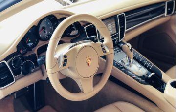 Porsche Panamera 4.8 V8 4WD S - Foto #7