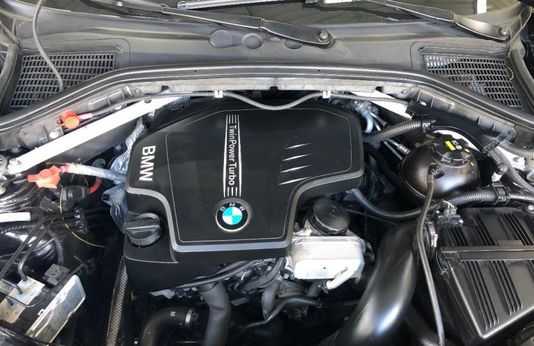 BMW X4 2.0 28i X Line 4x4 16V Turbo - Foto #8