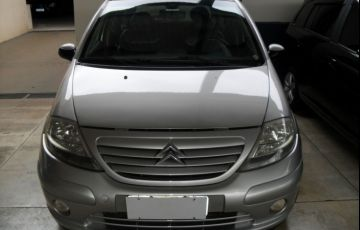Citroën C3 Exclusive 1.4i 8V Flex