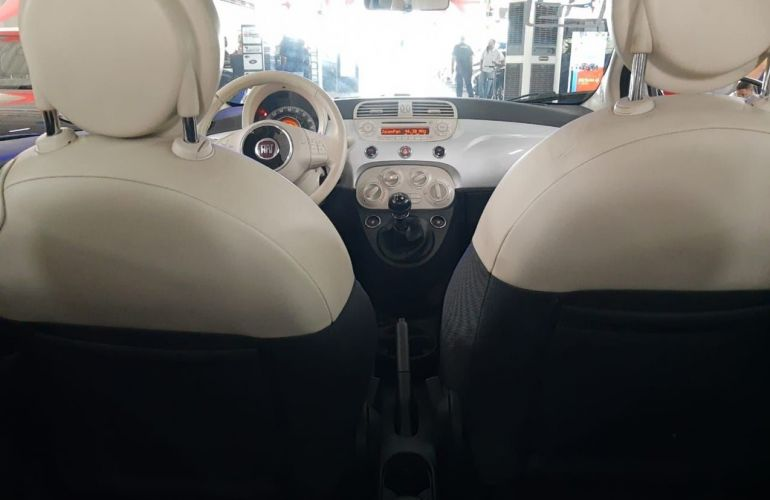 Fiat 500 1.4 Cult 8v - Foto #7