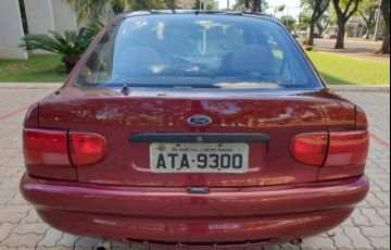 Ford Escort Hatch GLX Full 1.8 MPi 16V - Foto #9