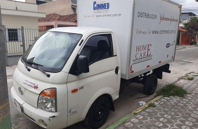 Hyundai Hr 2.5 Tci Ld Extra Longo sem Caçamba 4x2 8V 97cv Turbo Intercooler - Foto #2