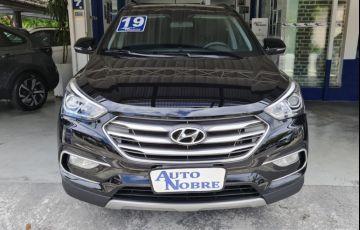 Hyundai Santa Fe 3.3 MPFi 4x4 7 Lugares V6 270cv