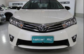 Toyota Corolla Dynamic 2.0 16V Flex - Foto #3