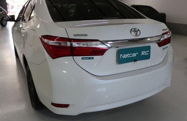 Toyota Corolla Dynamic 2.0 16V Flex - Foto #4