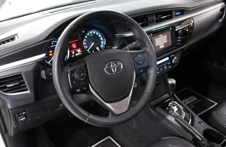 Toyota Corolla Dynamic 2.0 16V Flex - Foto #7