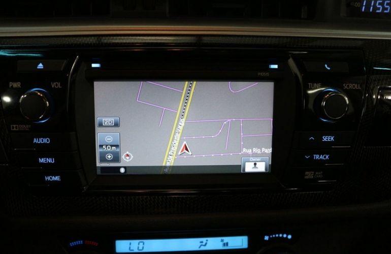 Toyota Corolla Dynamic 2.0 16V Flex - Foto #8