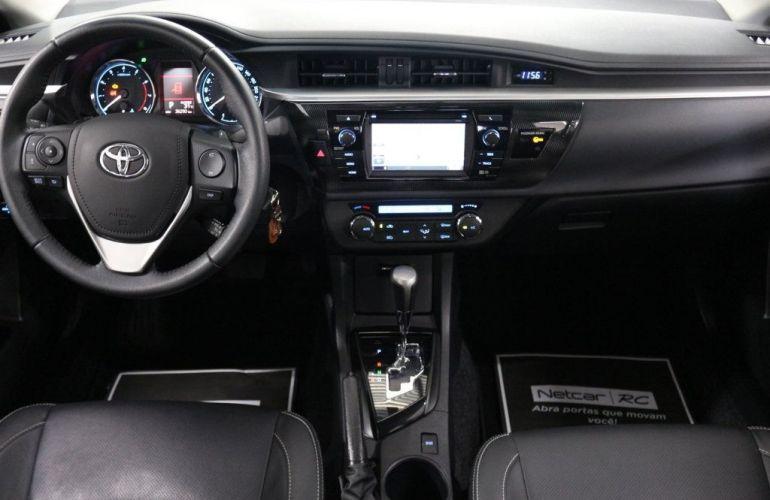 Toyota Corolla Dynamic 2.0 16V Flex - Foto #10