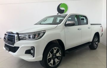 Toyota Hilux 2.8 Power Pack 4x4 CD 16v