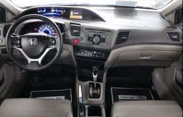 Honda Civic LXR 2.0 16V Flex - Foto #8