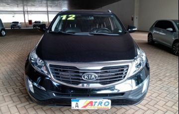 Kia Sportage EX 2.0 4x2 16V (aut)