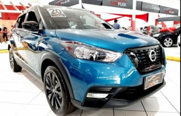 Nissan Kicks Uefa Champions League 1.6 16V Flex 5p Aut