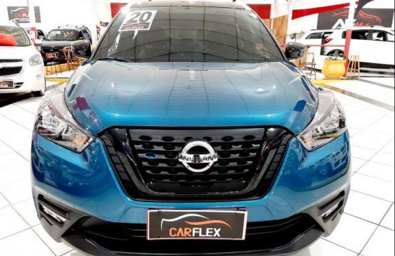 Nissan Kicks Uefa Champions League 1.6 16V Flex 5p Aut - Foto #2