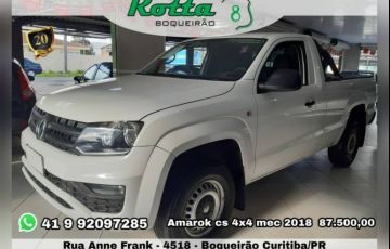 Volkswagen Amarok CS 4X4 2.0 16V Turbo Intercooler