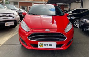 Ford New Fiesta Titanium Plus 1.6 16V PowerShift - Foto #1