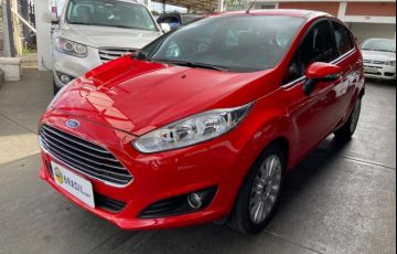 Ford New Fiesta Titanium Plus 1.6 16V PowerShift - Foto #2