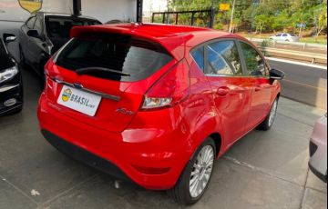 Ford New Fiesta Titanium Plus 1.6 16V PowerShift - Foto #6
