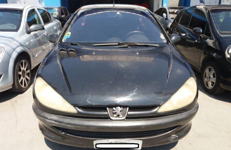 Peugeot 206 1.0 Sensation 16v - Foto #1