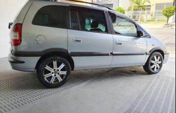 Chevrolet Zafira 2.0 MPFi Elegance 8v - Foto #4