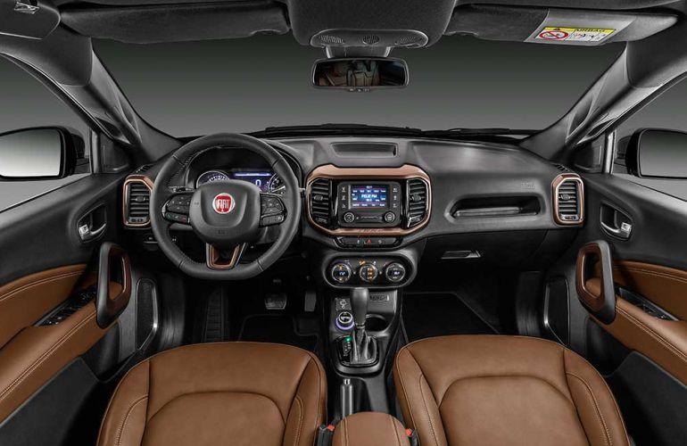 Fiat Toro Ranch 2.0 TDI 4WD (Aut) - Foto #3