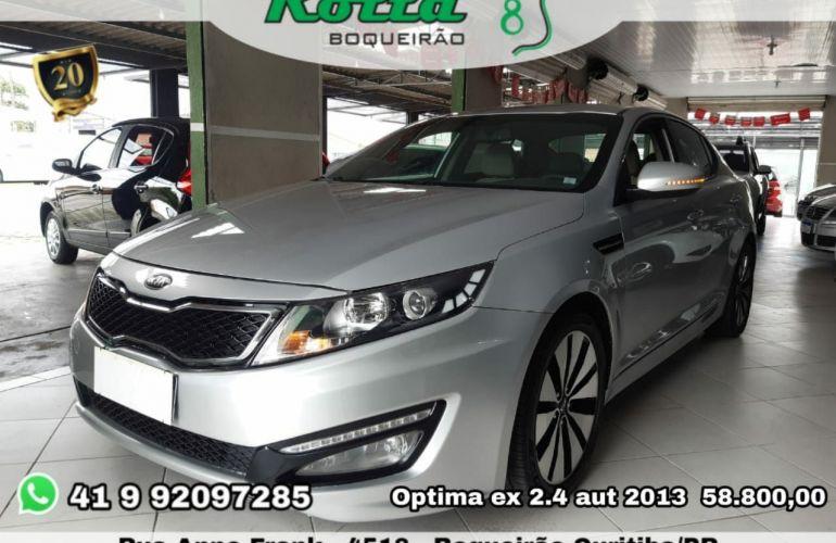 Kia Optima EX 2.4 16V - Foto #1