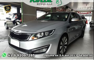 Kia Optima EX 2.4 16V