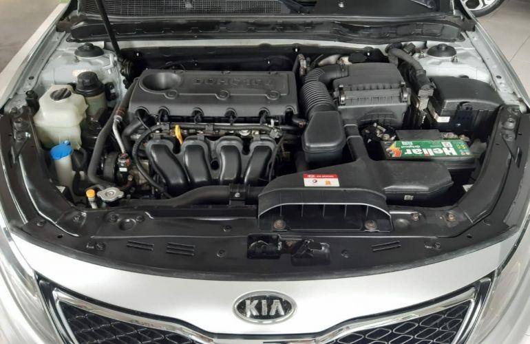 Kia Optima EX 2.4 16V - Foto #7