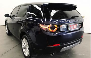Land Rover Discovery Sport 2.2 16V Sd4 Turbo Hse - Foto #4